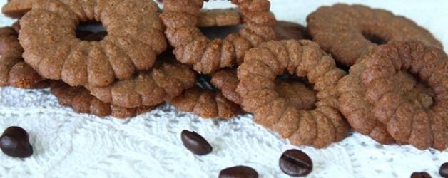 Домашнее печенье Кофейное