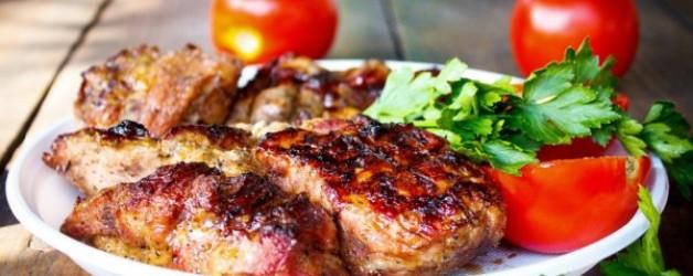 Шашлык из свинины видео рецепт