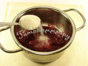 Свинина в клюквенном соусе рецепт с фото