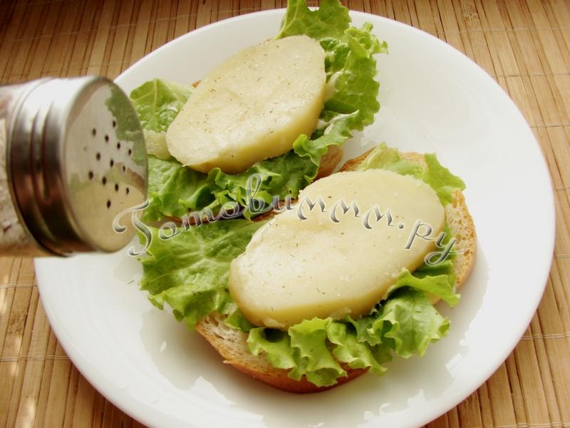 картофель при правильном питании