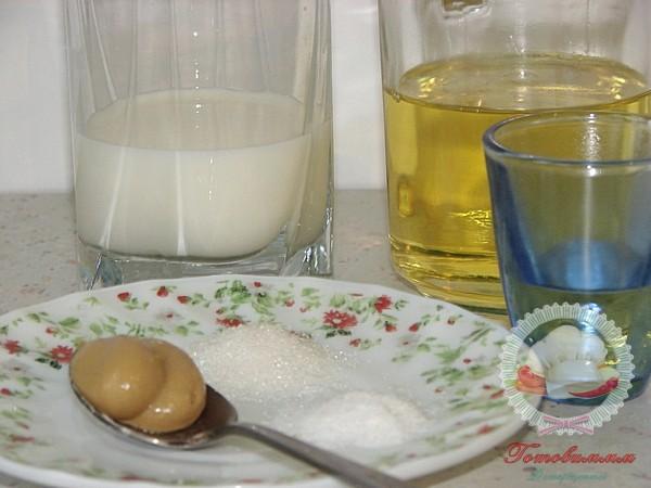Как приготовить майонез на молоке