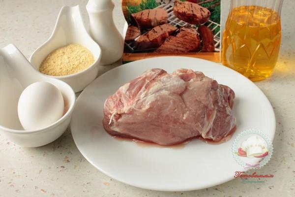 свиные отбивные, свиное отбивное, рецепт свиной отбивной, свиные отбивные рецепт с фото, как приготовить свиные отбивные