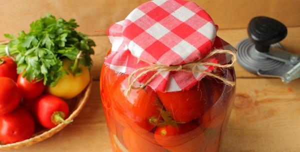 Маринованные помидоры вкусные рецепты