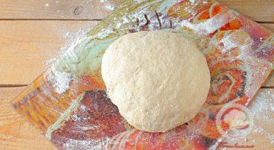 Дрожжевое тесто для пиццы, хлеба, пирогов и пирожков