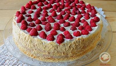 Бисквит. Как приготовить бисквит и бисквитный торт