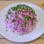 Овощной торт. Слоеный овощной салат